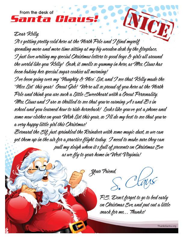 Santa claus letters north pole alaska my web value santa claus letters north pole alaska spiritdancerdesigns Gallery